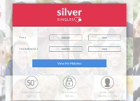 SilverSingles Screenshot